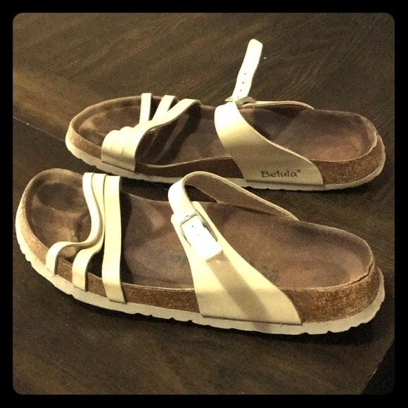 ba4886464d98b Birkenstock Shoes - Betula by Birkenstock Mia Women s Footbed Sandals